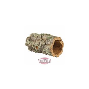 TRIXIE Korkröhre, Tunnel, Meerschweinchen, Kaninchen, Holz, Holz, 140 mm, 400 mm
