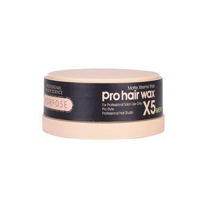 Morfose Pro Hair Wax X5 Matt 150 ml Matte Xtreme Style Haarwachs