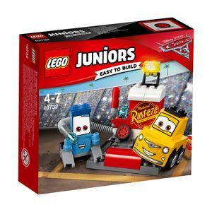 LEGO® Juniors Guido und Luigis Pit Stopp 10732