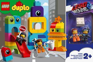 LEGO® DUPLO® Besucher vom LEGO® DUPLO® Planeten, 10895