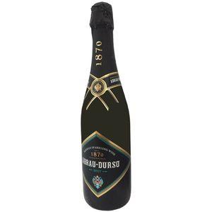 Sekt Abrau Durso Brut weiß 0,75L Schaumwein sparkling wine 1870