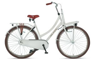 28 Zoll Hollandfahrrad Damen Altec Urban Single Speed 53cm Weiß 53 cm Rahmengröße