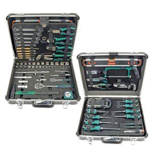Brüder Mannesmann 160-teiliges Werkzeug-Set 29078
