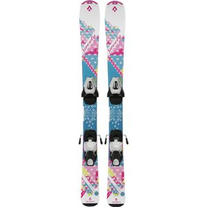 TECNOPRO Mä.-Ski-Set Sweety - 903 BLUE/ PINK/ WHITE / 90