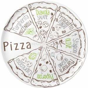 Brunner Pizza Set &oslash  37,5