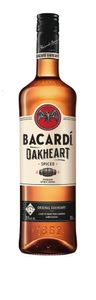 Bacardi Oakheart Premium Spirit Drink | 35 % vol | 0,7 l
