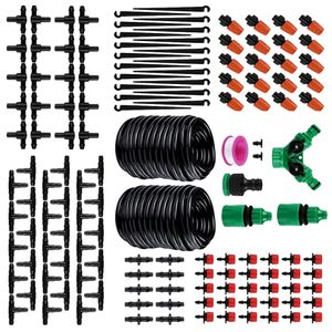 1 Satz 30M Multifunktions Wassersprenkler Set Kühl Sprinkler Beschlagen Sprinkler DIY Automatische Bewässerung Werkzeug Spray