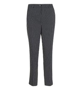 ESSENTIEL ANTWERP Sharron Business-Hose coole Damen Nadelstreifen-Hose Blau, Größe:40