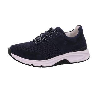 Gabor Shoes     blau dunkel, Größe:4, Farbe:blau kombi marine 8