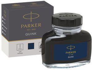 PARKER Tintenflacon QUINK Inhalt: 57 ml schwarz blau