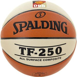 Spalding TF250 DBB in/out sz.6, (74-593Z)  - Größe: 6, 3001504010416