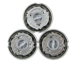 Hochwertiges 3er Set Scherkopf Messer Klingen Doppelklinge ersetzt Philips SensoTouch HQ8, SH50, SH51, SH52 für Series 5000 Shaver