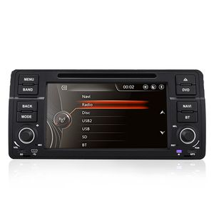 Junsun DAB Autoradio 1 DIN Für BMW E46 3er 318 320 325 DVD Navigation RDS Navi