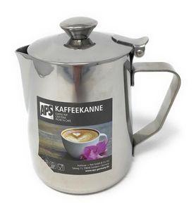 APS Kaffeekanne Edelstahl Fassungsvermögen  0,6L