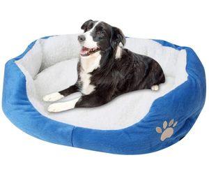 Waschbares Flauschiges Hundebett  für Hund und Katze Katzenbett Hundekissen Katzenkissen Tierkissen