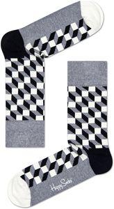 Graue Happy Socks Strümpfe FO01