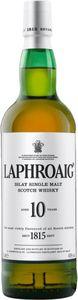 Laphroaig 10 Jahre Islay Single Malt Scotch Whisky in Geschenkpackung | 40 % vol | 0,7 l