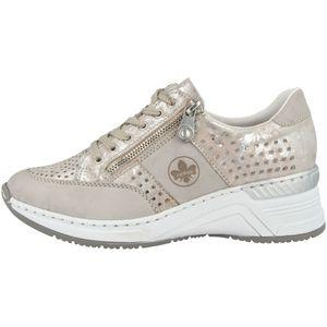 Rieker Sneaker low silber 41