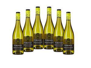 Weißwein New Zealand Sauvignon Blanc Fernway  trocken (6x0,75l)
