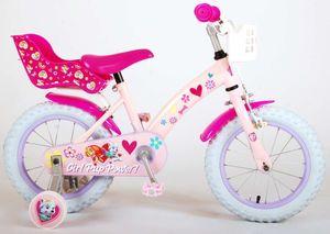 14 Zoll Disney Kinder Mädchen Fahrrad Kinderfahrrad Mädchenfahrrad Rad Bike Mädchenrad Paw Patrol Volare Rücktrittbremse Rücktritt 21451-CH