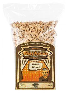 Axtschlag Buche Räucher Chips 1 kg