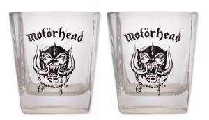 KKL Motorhead Whisky Gläser 2er-Pack KKLWGMH1
