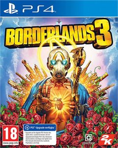 Borderlands 3  PS-4  FRZ  PS5 Upgrade