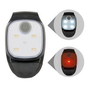 Asigo LED Stirnlampe Clip
