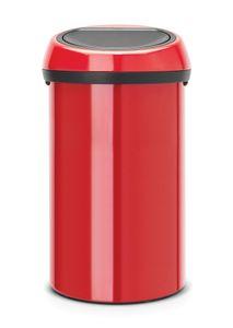 Brabantia 402487, 60 l, Rund, Rot, Manuell, Belgien, 400 mm