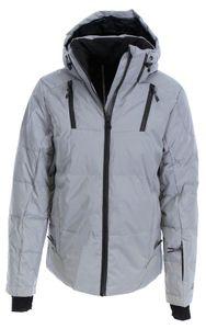 CHIEMSEE REFLEKTIERENDE Herren Ski Jacket Regular Fit, Größe:L, Chiemsee Farben:Silver / Ref