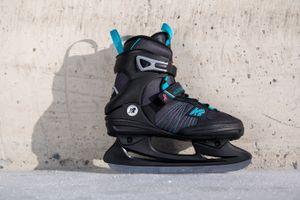 K2 Damen-Schlittschuhe ALEXIS ICE black_blue Größe 40