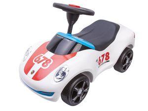 BIG Baby Porsche Premium weiß