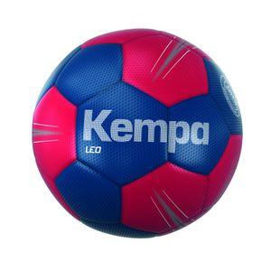 Kempa Ebbe & Flut Leo Basic Profile Handball ocean blau/lighthouse rot 1