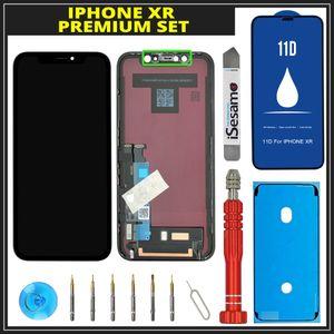 iPhone XR | Komplettes LCD Display | Ersatzteil | Bildschirm Einheit