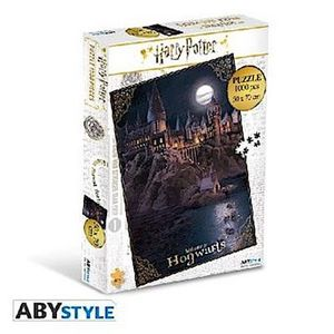 ABYstyle - Harry Potter Hogwarts (Puzzle)