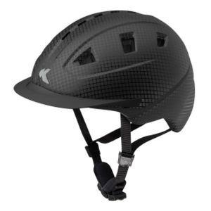 Reithelm Basco II KED black mesh M (54-58cm)