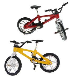 2 Stück Finger Fahrrad Fingerrad Mountainbike Bicycle Kinder Spielzeug
