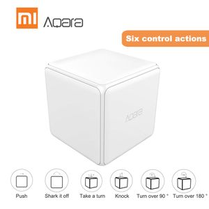 Aqara MFKZQ01LM Cubes Intelligente Home Controller-Verbindungssteuerung fš¹r verschiedene Ger?te