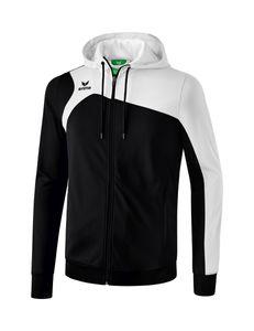 erima CLUB 1900 2.0 Trainingsjacke mit Kapuze Damen black/white 38