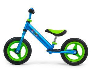 Milly Mally Laufräder 2 Räder loopfiets Sonic 12 Zoll Junior Grün/Mintblau