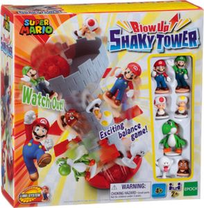 Epoch 7356 Super Mario™ Blow Up! Shaky Tower