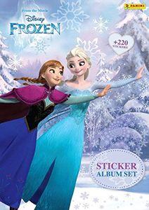 Disney Die Eiskönigin: Sticker-Album-Set