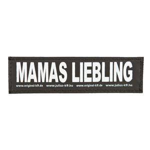 Julius-K9 Klettsticker S Mamas Liebling