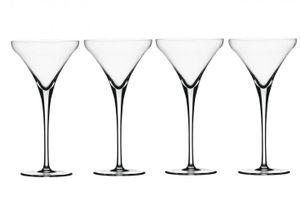 Spiegelau Willsberger Anniversary Martini-Glas, 4er-Set