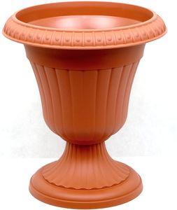 Pflanzkübel Blumenspindel Pflanzschale Milano ∅47cm Terrakotta