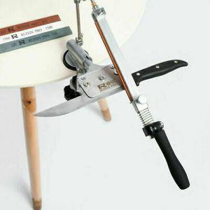 Messerschärfer Küche Blade Messerschleifer 360Winkel mit 4Schleifstein DE