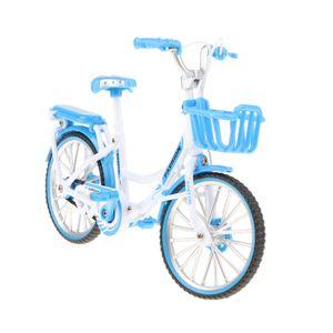 1 Stück 1:10 Rennrad Modell