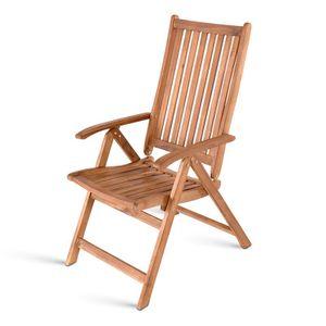 Klappsessel Gartenstuhl aus Akazienholz  FRENCH