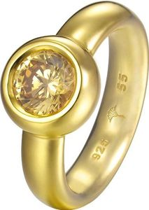 Joop! Jewelry Lana JPRG90736B Damenring Mit Zirkonen, Ringgröße:55 / 7 / M