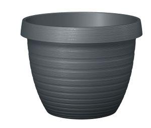 Scheurich Country Star Pflanzgefäss 30/270 Metallic Grey